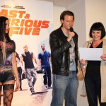 Fast & Furious Five Promotion Bodypainting