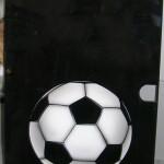 Elektrotür Fußball