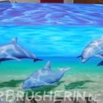 Holzkiste Delphine