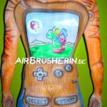 Bodypainting Games